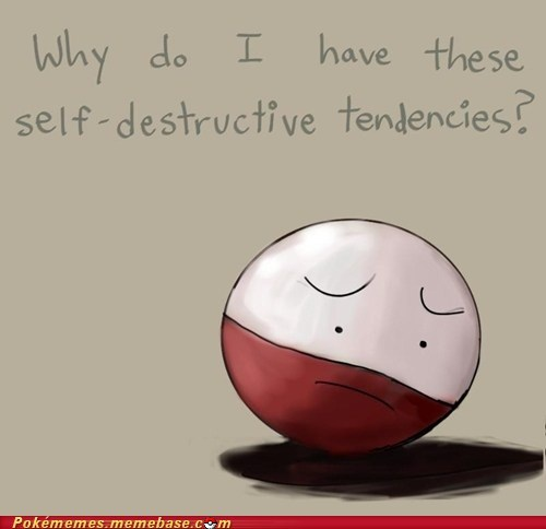 best of week,electrode,magnet rise,Memes,Pokémemes,Sad,self destruct