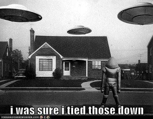 Aliens historic lols spaceship - 5803026432