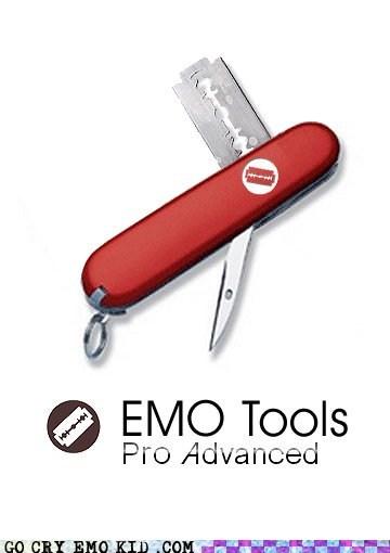 cutting emolulz razor blade shut up and take my money swiss army knife - 5803111680