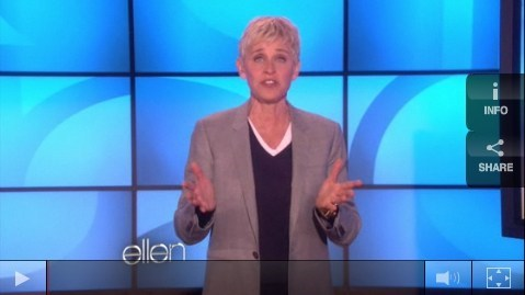 ellen JCPenney One Million Moms rebuttal