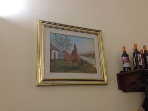 animals classy innuendo painting wtf - 5805173248