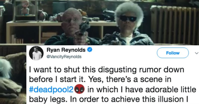 twitter marvel rumors deadpool movies ridiculous superheroes ryan reynolds deadpool 2 - 5805317