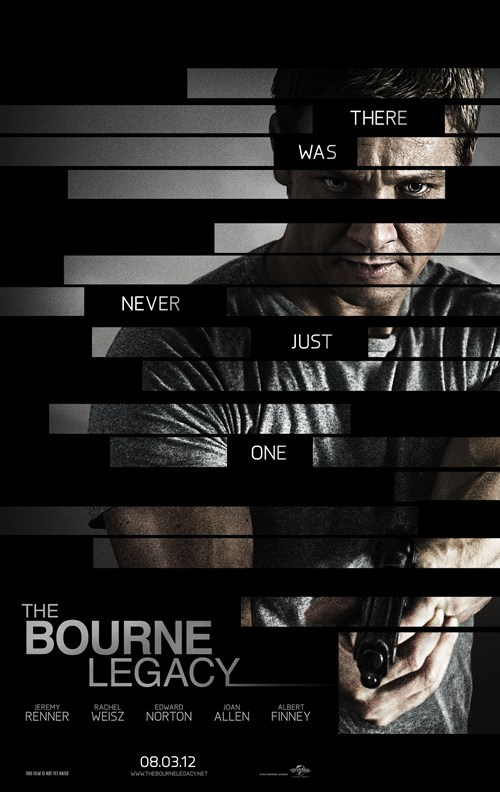 Jeremy renner,movie trailer,the bourne legacy