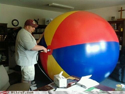 Big Balls beach balls