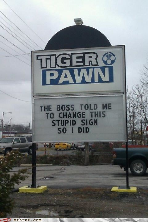 changing the sign,pawn shop,the man in control