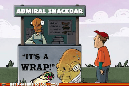 admiral ackbar best of the week cartoons comic its a trap snack bar star wars wrap - 5806215424