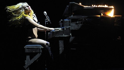 born this way ball lady gaga mother monster Music tour dates - 5806349056