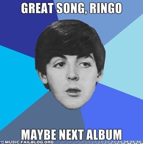 beatles paul mccartney Ringo ringo starr the Beatles - 5806383616