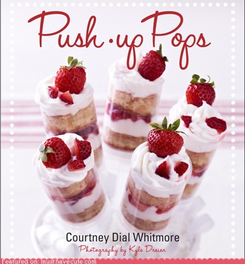 cake epicute push pops shortcake strawberries - 5806678016