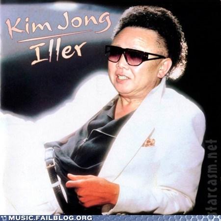 iller Kim Jong-Il michael jackson thriller - 5806686464