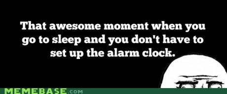 alarm clock me gusta sleep - 5806994432