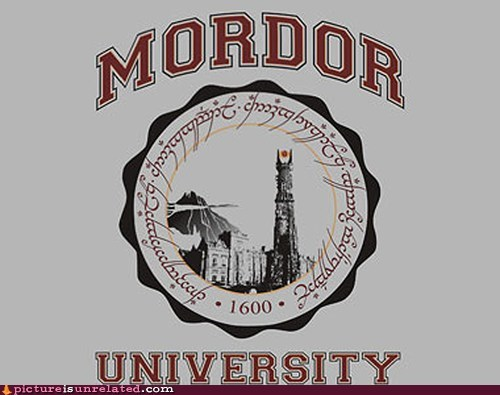 best of week Lord of the Rings one does not simply university wtf - 5807056384