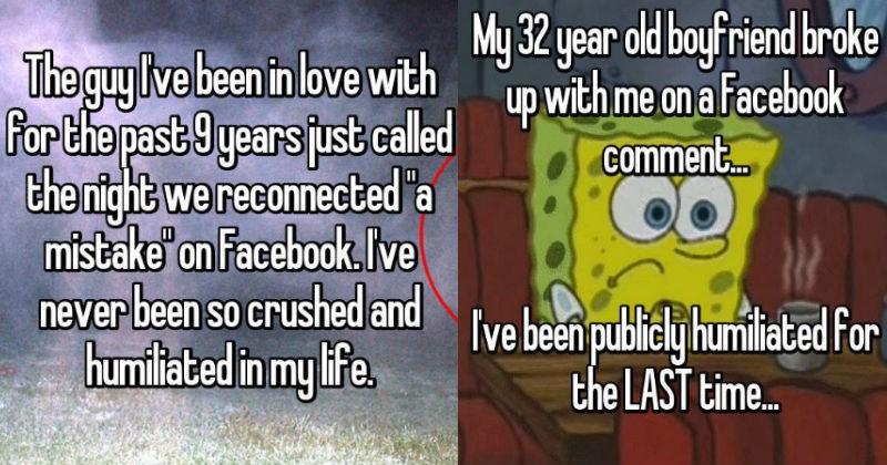 FAIL embarrassing cringe relationships social media funny dating - 5807365
