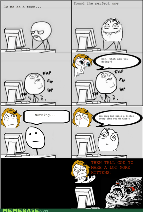 faptimes kitten Rage Comics raisin rage - 5807631360
