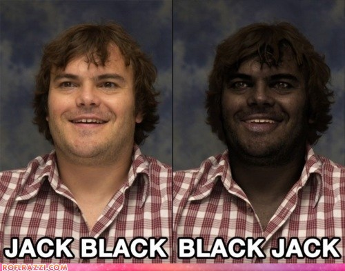 actor funny jack black not racist - 5807645440