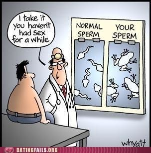 comic drought evolution sexy times sperm