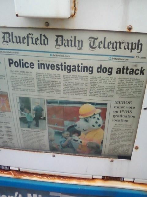 headline juxtaposition Probably bad News - 5808623104