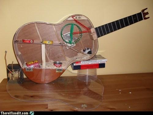 dual use guitar Music - 5810007040