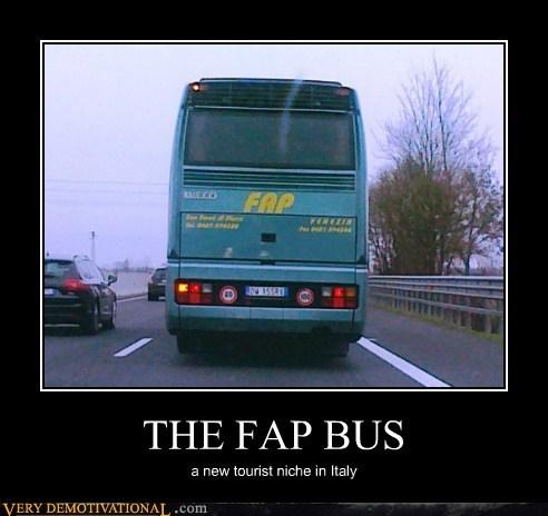 bus fap hilarious Italy wtf - 5810075392