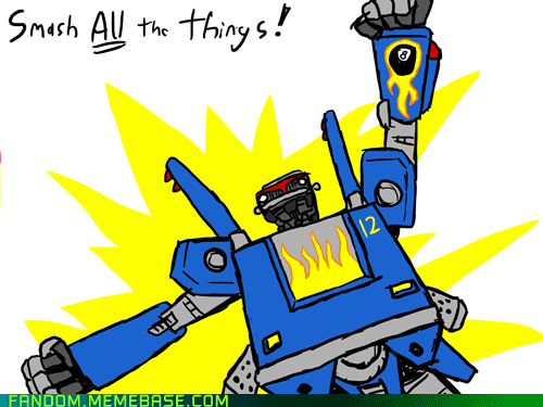 all the things cartoons It Came From the Interwebz megas xlr - 5810755584