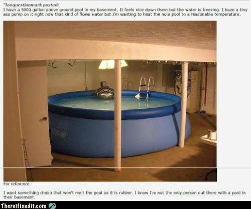home improvement pool wtf - 5811827200