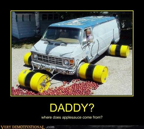 apples hilarious van wtf - 5812243968