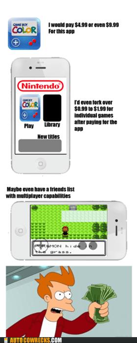App game games nintendo Pokémon video games - 5812462848