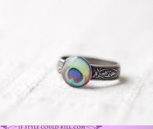 Ring of the Day: Familiar Yet Not