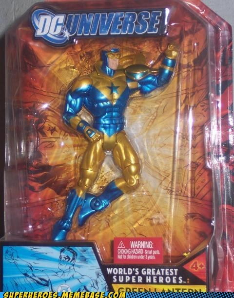 Poor Booster Gold