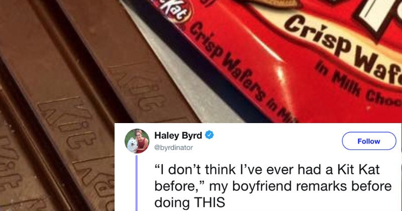candy twitter FAIL kit kat cringe ridiculous dating - 5814021