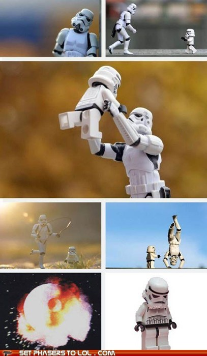 best of the week Death Death Star kid lego Sad star wars stormtrooper - 5814130944