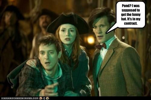 amy pond arthur darvill contract doctor who karen gillan rory williams the doctor matt smith - 5814628352