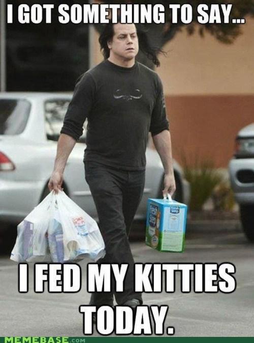 fed glen danzig kitties Memes rhymes with dancing - 5815433216