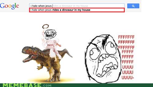auto complete dinosaur google jesus search - 5815821568