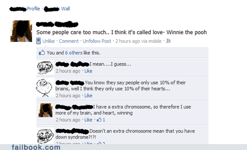 chromosomes,down syndrome,facepalm