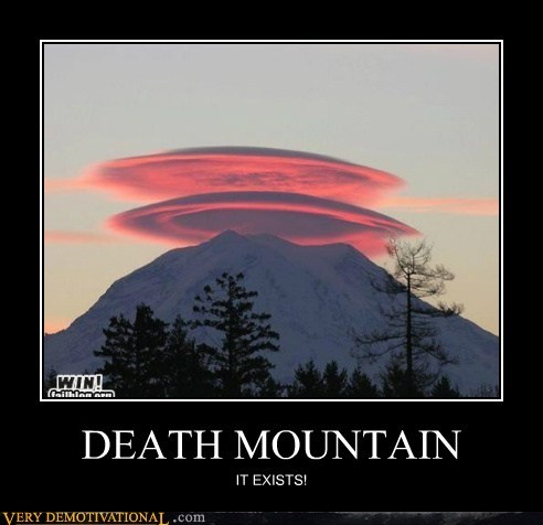 clouds Death exists mountain Pure Awesome - 5815919104