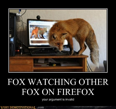 animals,fox,hilarious,Inception,wtf