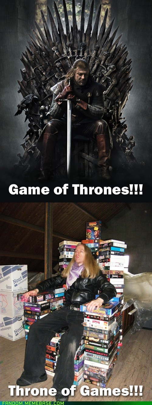 Game of Thrones games It Came From the Interwebz throne of games - 5817114112
