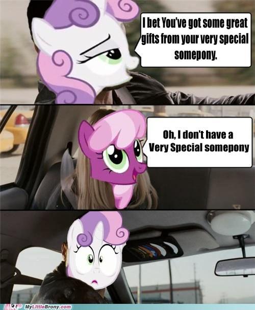 meme pony somepony special - 5817169664