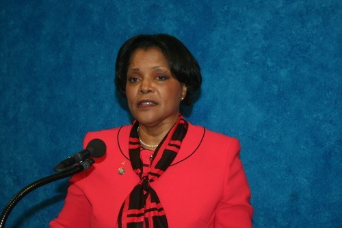 Constance Johnson oklahoma Personhood Bill Pro-Choice Protest - 5817351680