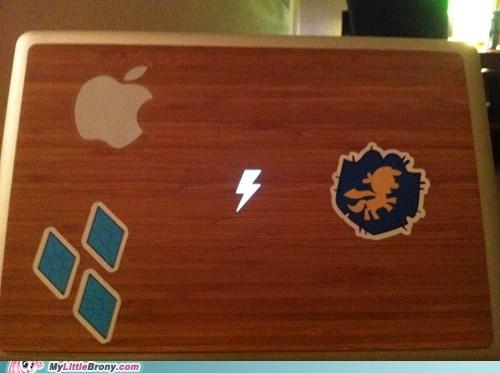 IRL laptop ponies - 5817410048