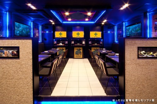 bioh capcom capcom bar restaurant tokyo video games - 5817419776
