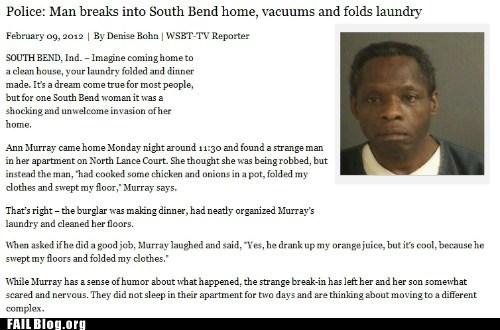 Probably bad News robbery stupid criminals wtf - 5817466368