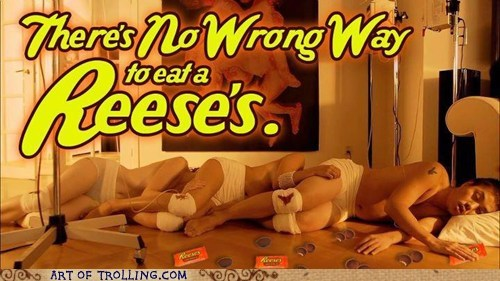 best of week human centipede Memes reeses slogan - 5817554944