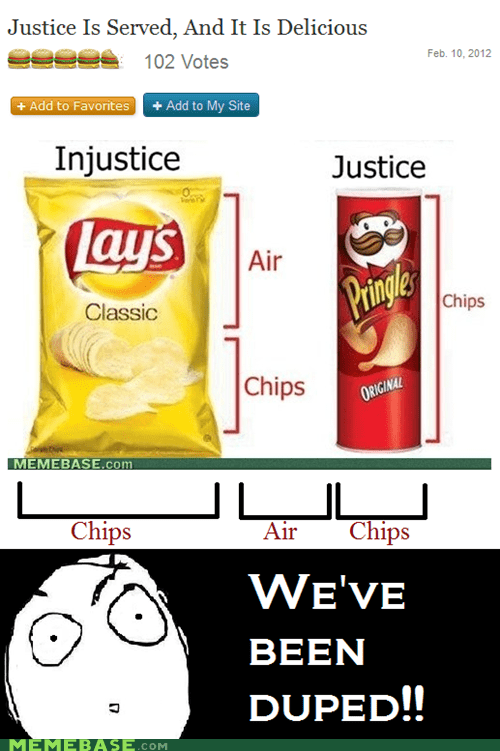 air chips justice Rage Comics - 5817618432