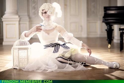 black butler cosplay doll Kuroshitsuji - 5817937920