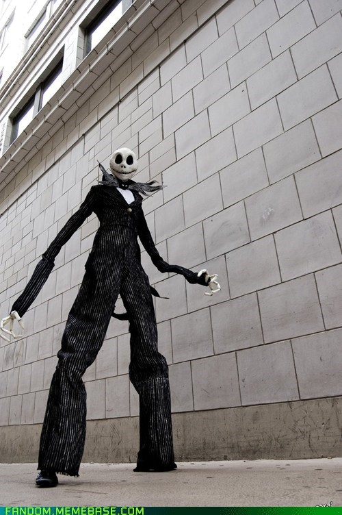cosplay halloween jack skellington the nightmare before christmas - 5818053120