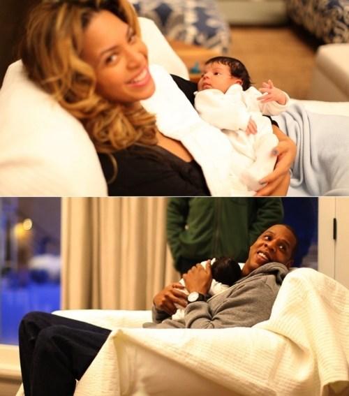 beyoncé blue ivy carter Celebrity Baby Pics Jay Z - 5818708736
