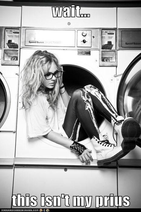 cloths,dryer,hipsterlulz,Prius,stupdity