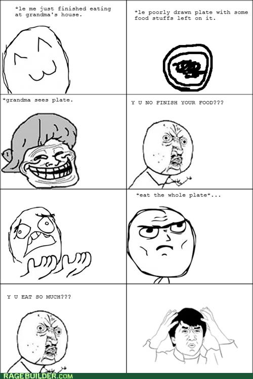 Grandma rage